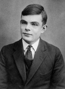 Alan Turing Aged 16 [Image: Wikimedia]